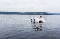 Solliner on the lake in Norway